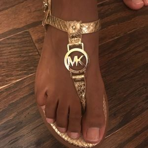 Michael Kors sandals. 100% authentic. Sz. 8.5